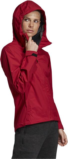 veste imperméable femme adidas